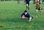 Rugby by John Munday