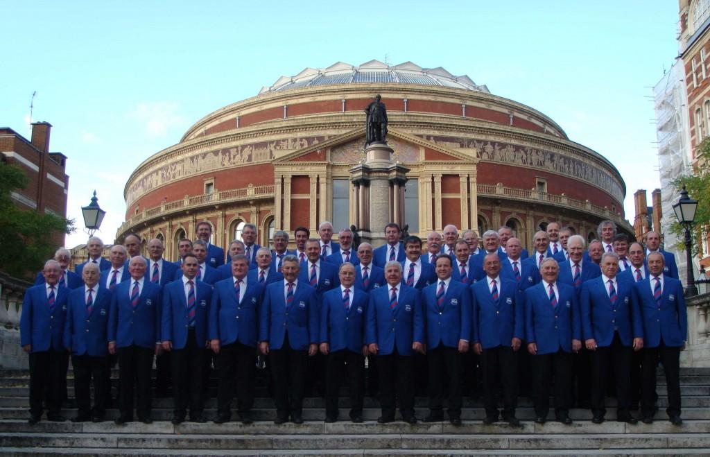 BMVC Albert Hall 2008