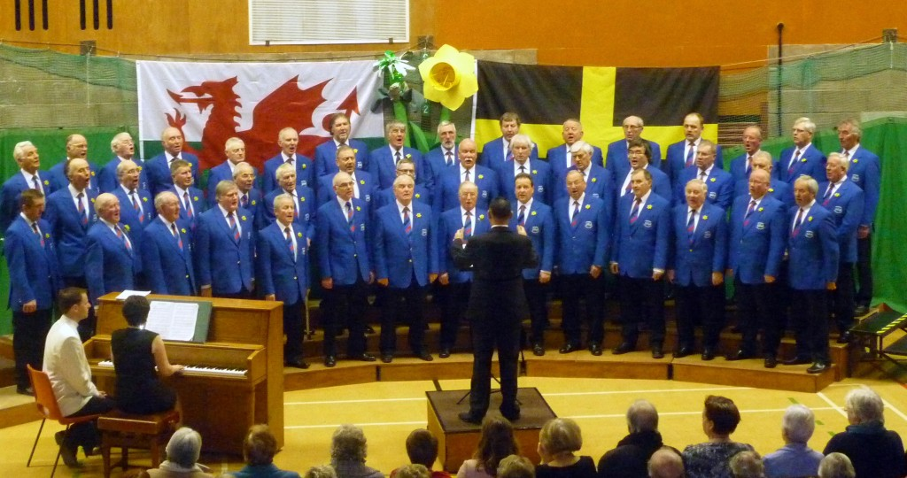 Presidents Abroad >> | Builth Male Voice ChoirBuilth Male Voice Choir