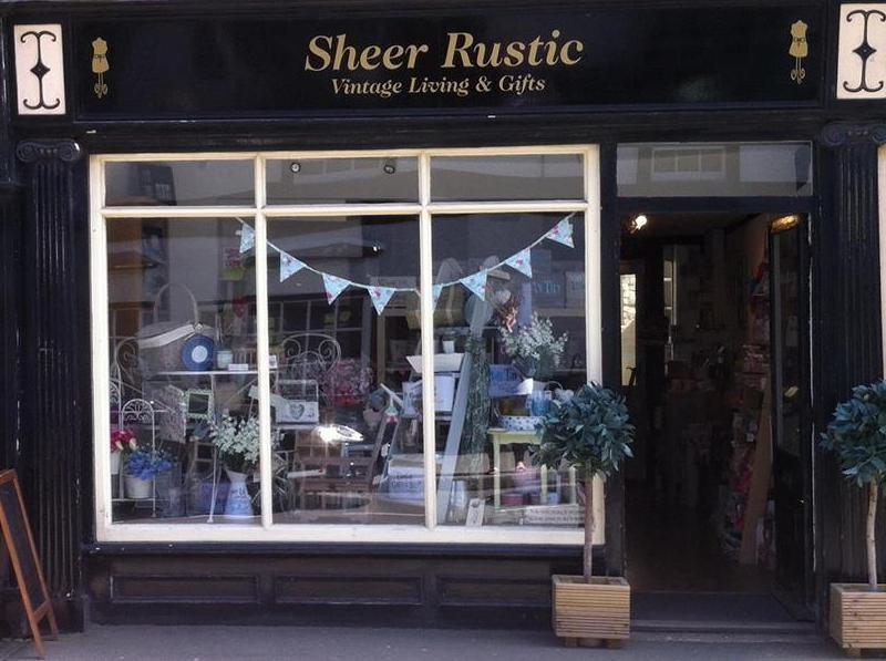 Sheer Rustic Shop Frontsheer Rustic Shop Front
