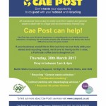 Cae Post Drop in Session at BWCS (flyer) English